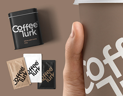 CoffeeTurk Logo Design