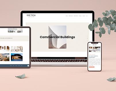 Architecture Web Design - Rimetrica