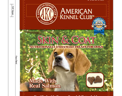 Package Design - Pet Brands, Inc. - ACK Soft Treat Line