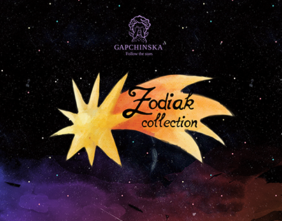 GAPCHINSKA. ZODIAK collection