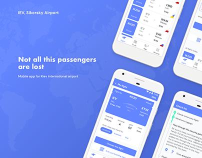 Sikorsky Airport Mobile App