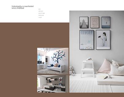 Web Design furniture