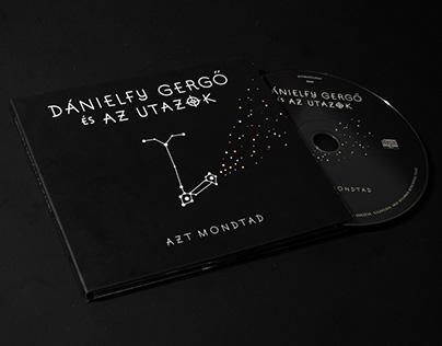 Dánielfy Gergő és az Utazók album design