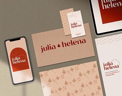 Julia Helena ✧ Personal branding