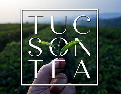 Tucson Tea Company Branding