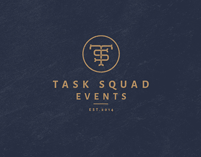 Task Squad Events Logo