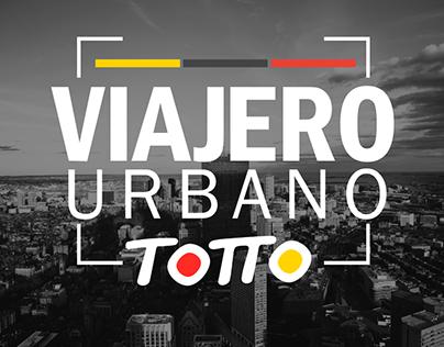 Viajero Urbano - Totto