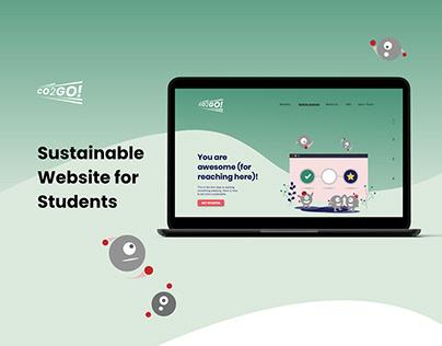 CO2GO - Website