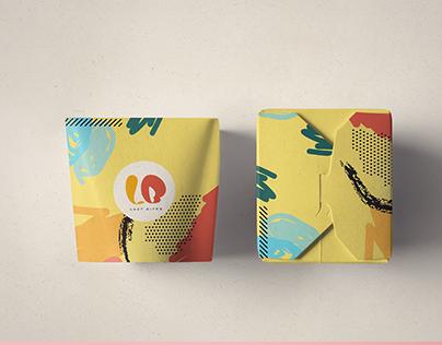 Lazy Bites - Food Venture Identity design & branding