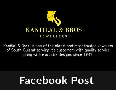 Kantilal & Bors