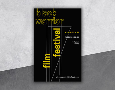 Black Warrior Film Festival 2019