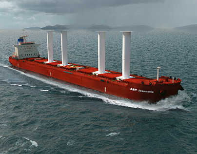 3d Ship visualization