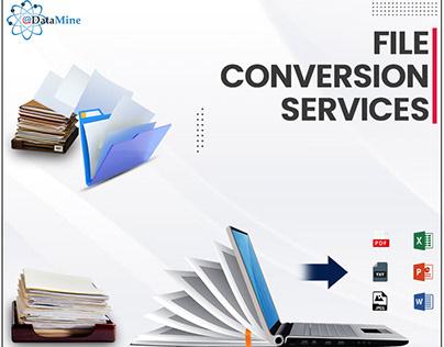 File Conversion Services