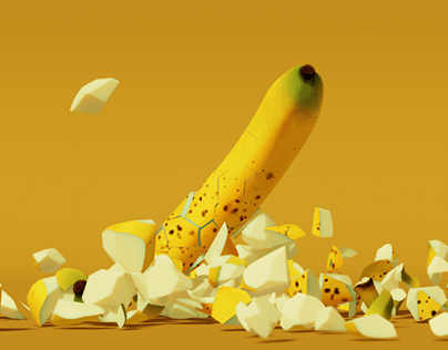 Bananas have fallen