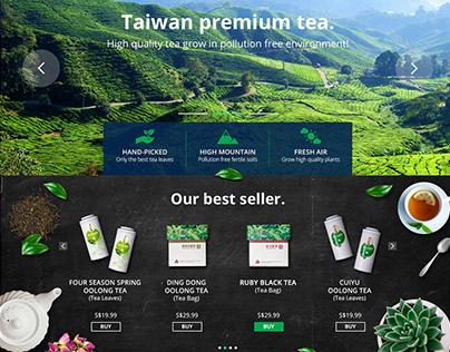 Ten Spring Premium Tea