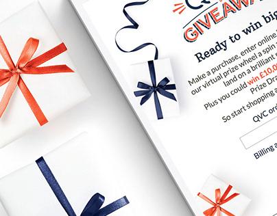 Prize Draw Website