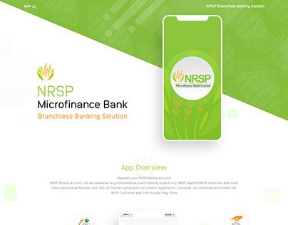 NRSP Branchless Banking