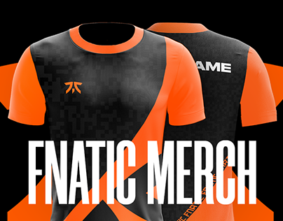 Fnatic Merch Design