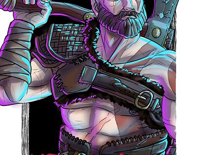 Kratos (god of war )