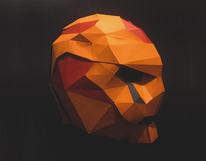 Poligon Signature Mask