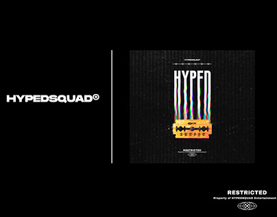 HYPED SQUAD VOL 3.