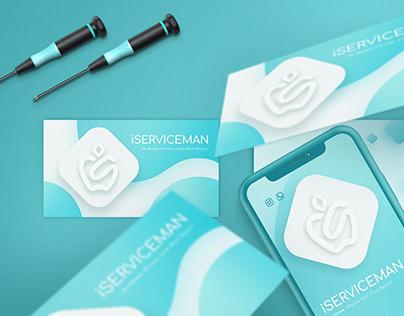 iSERVICEMAN Brand Identity & Website