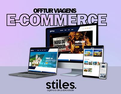 E-commerce - Offtur Viagens
