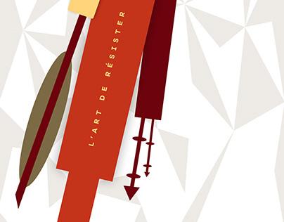 Montreal BHM | Ronald Mevs (Affiche)