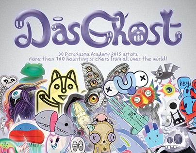DasGhost Stickerbook