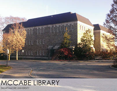 Swarthmore College: McCabe Library Addition
