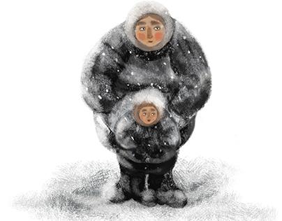 Illustrations for poems bу Arthur Givargizov