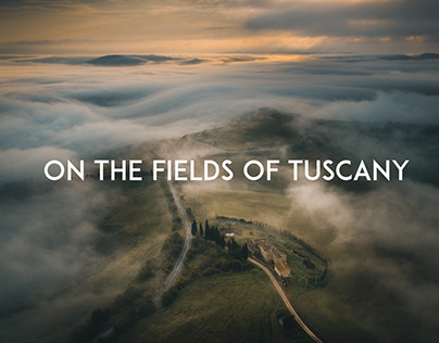 On the fields of Tuscany
