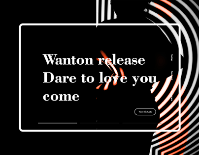 Wanton release/Fashion-Web