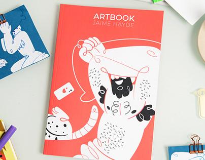 Jaime Hayde Artbook