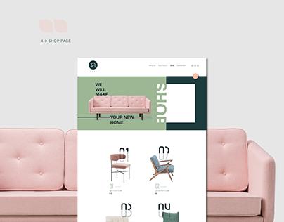 Envi Website Design