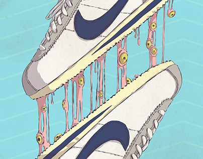 Nike Cortez Posters