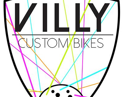 Villy Custom Bikes - Rebranding
