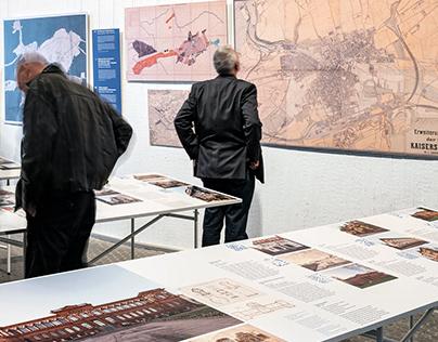Strategien der Moderne Exhibition Design