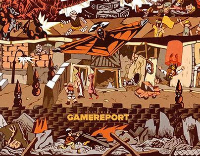 GAMEREPORT - Progreso y decadencia