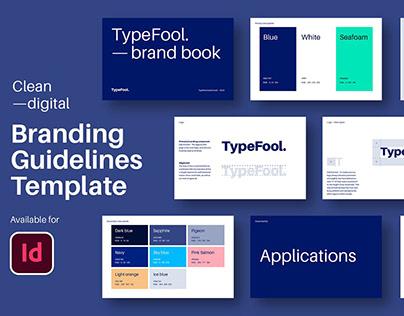 Clean Branding Guidelines