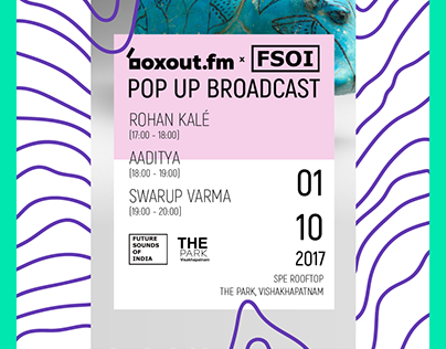 Boxout.fm Poster