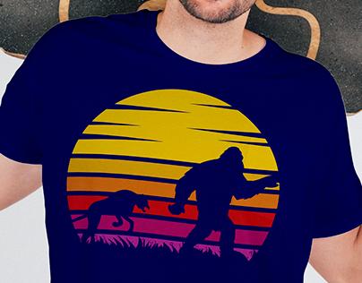 Bear T- Shirt