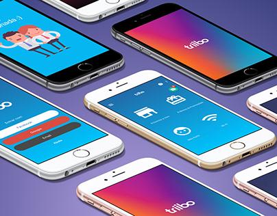 Triibo App - UX/UI
