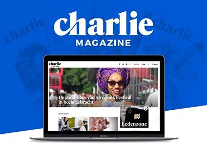 Charlie Magazine