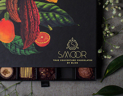 Smoor True Couverture Chocolate