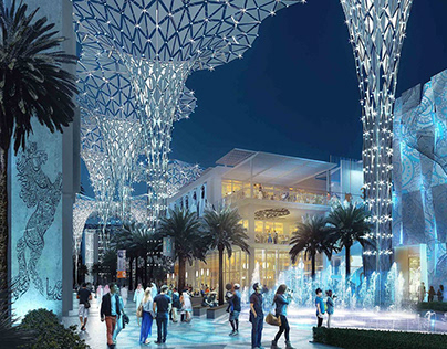 Dubai Expo 2020 Email Campaigns