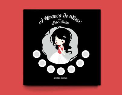 Snow White | Book Design & Illustration
