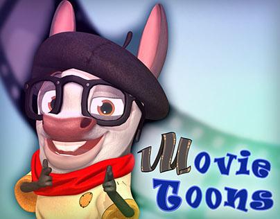 iPad game 'Moovie Toons' (Jul 2013 - Feb 2017)