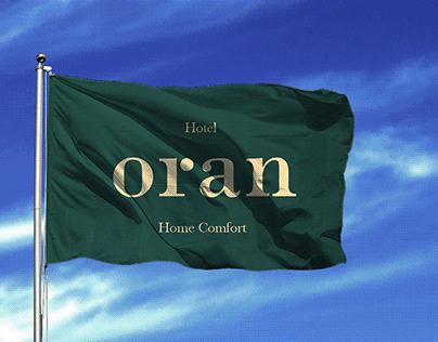 Oran Hotel Logo