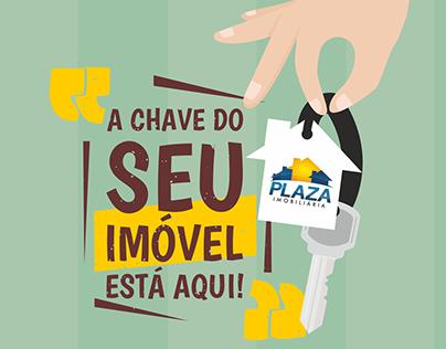 Saia do aluguel - Plaza Imobiliária